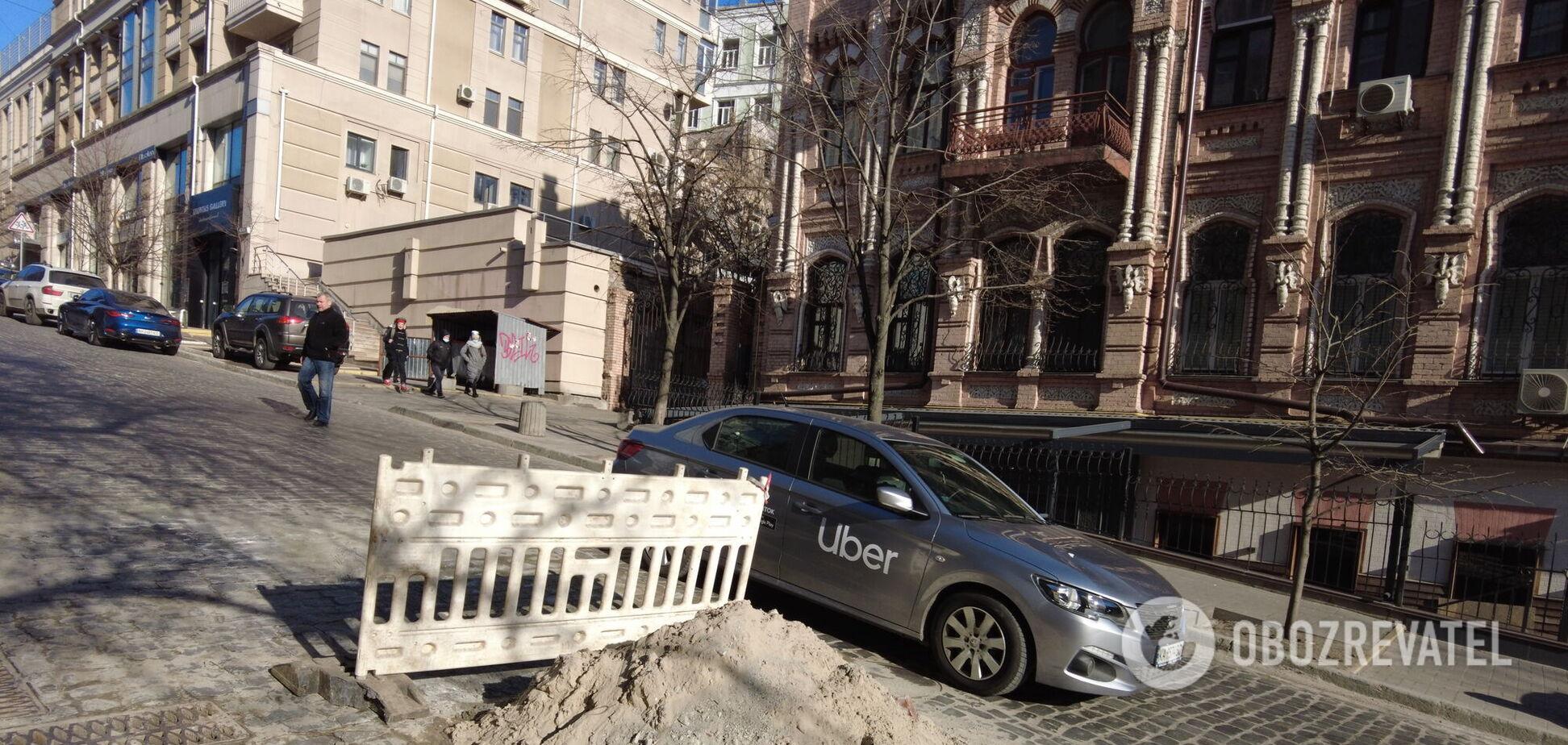 В Киеве предложили убрать брусчатку практически со всех улиц