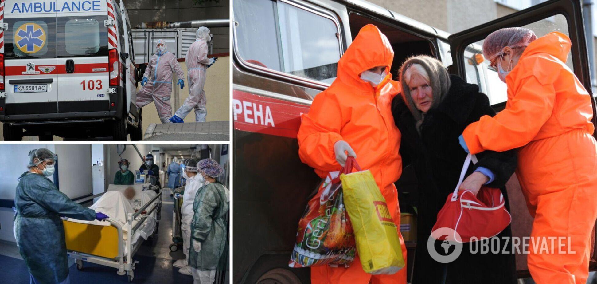 Больницы забиты, людей кладут в коридорах: COVID-19 с новой силой ударил по Николаеву