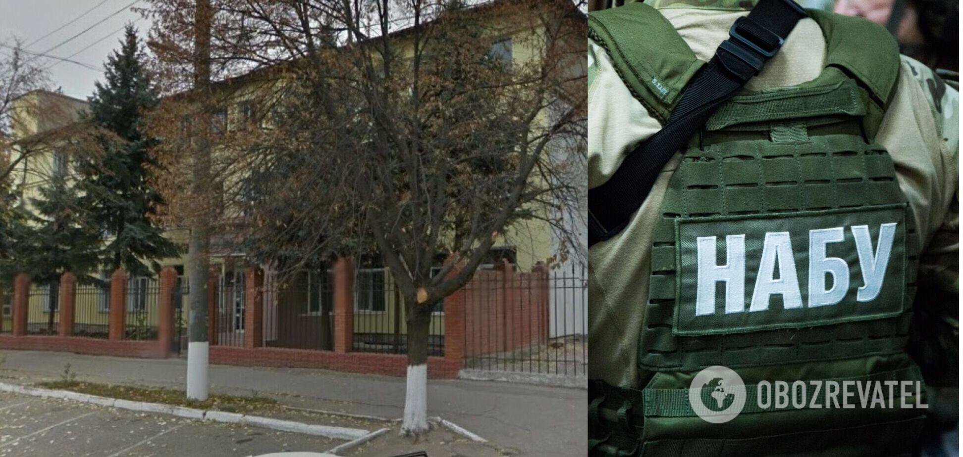В Одессе ограбили здание НАБУ