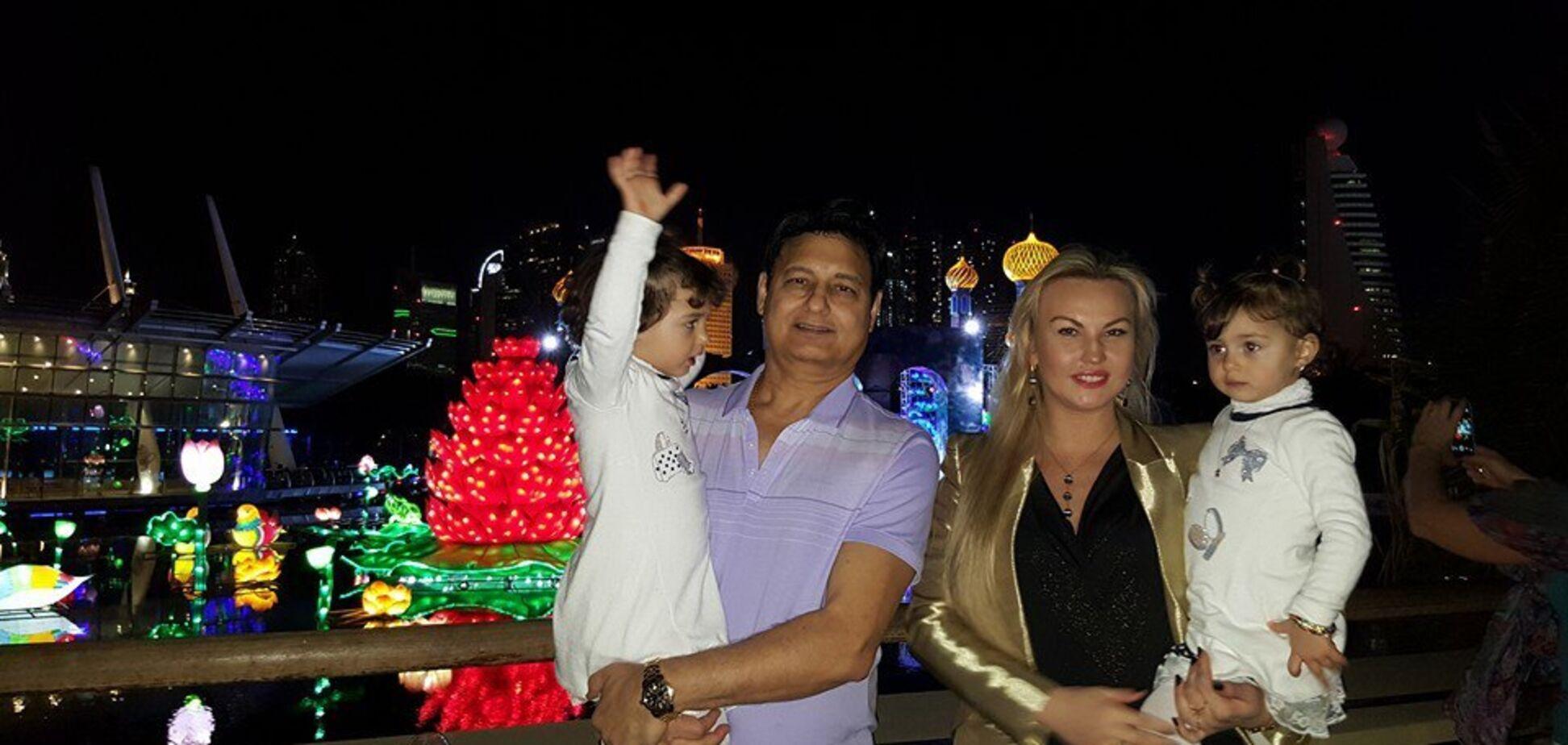 Цього року співачка Kamaliya та її чоловік Мохаммад Захур відзначать 18 років спільного життя