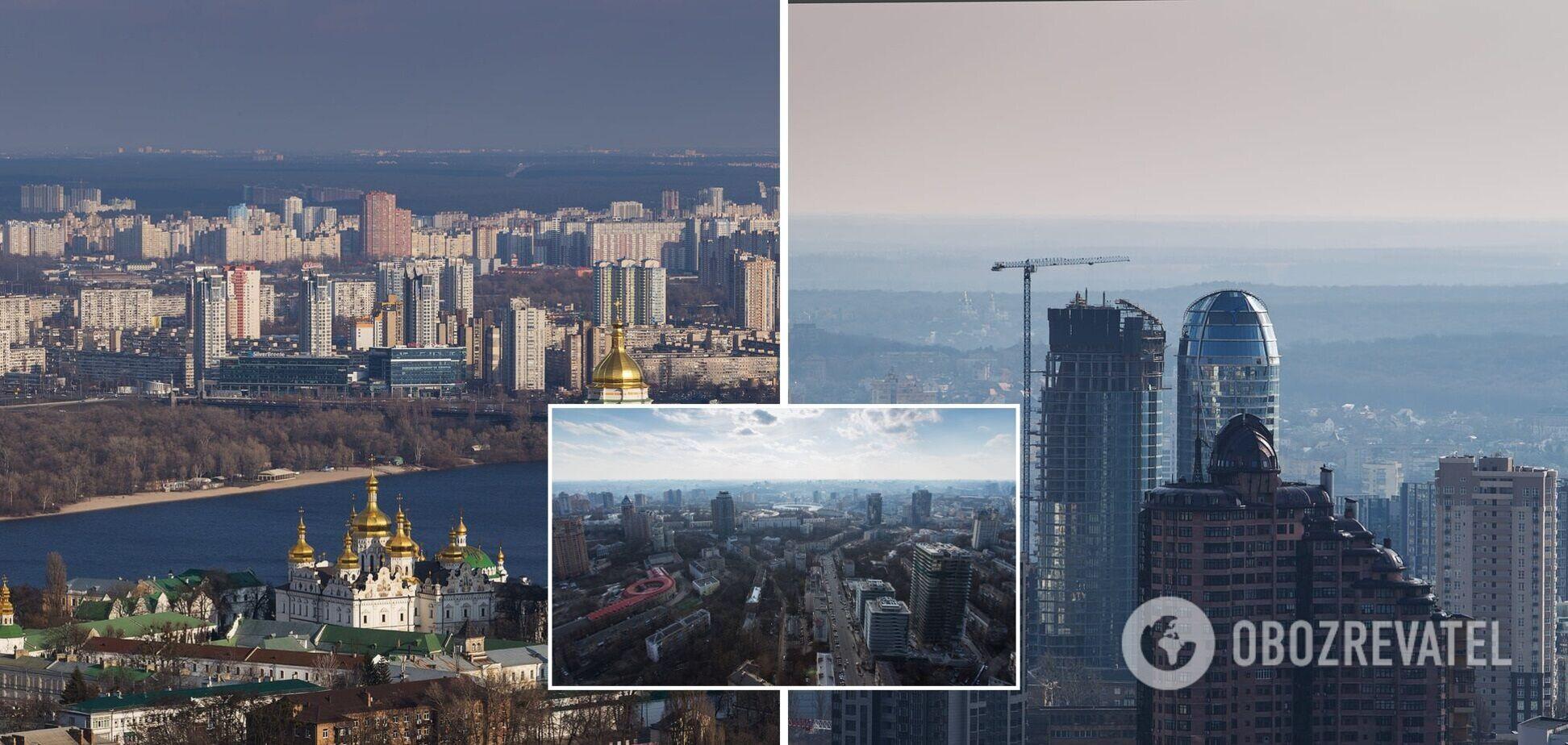 Знімки зроблені на висоті 168 метрів