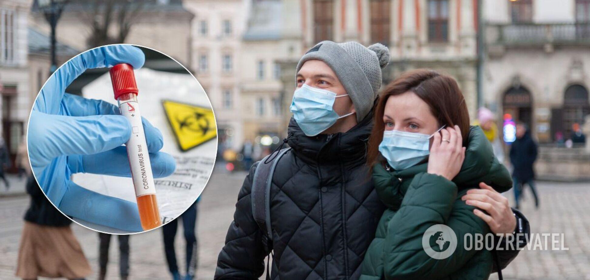 Коронавірус Україна сьогодні