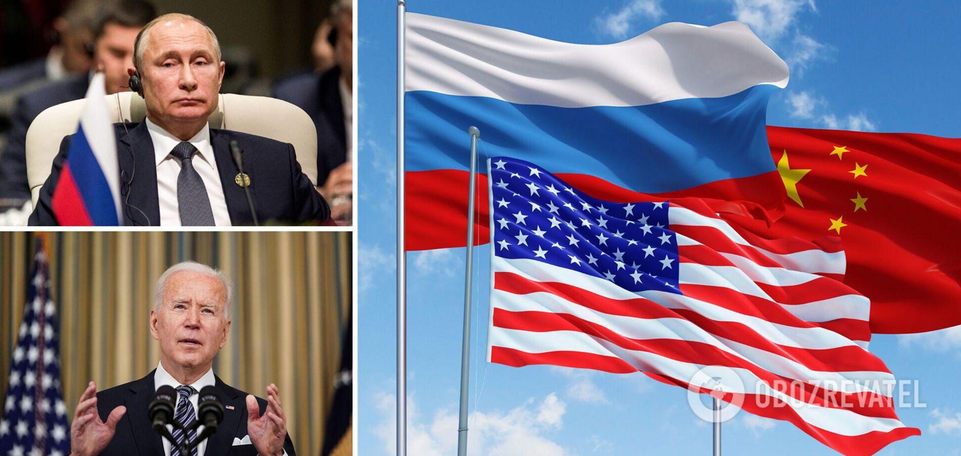 Главным соперником и партнером для США становится Китай