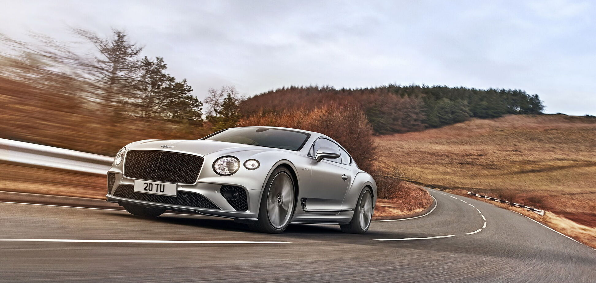 Bentley Continental получил топовую версию