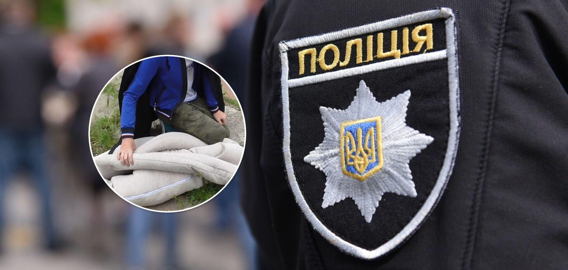 На Донеччині поліцейського запідозрили в насильстві над дитиною