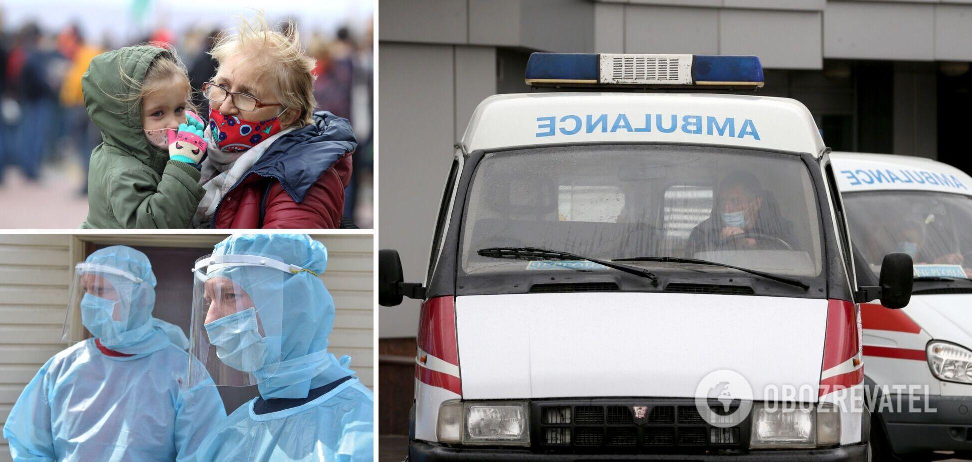 В марте COVID-19 заболели более 12 тысяч детей