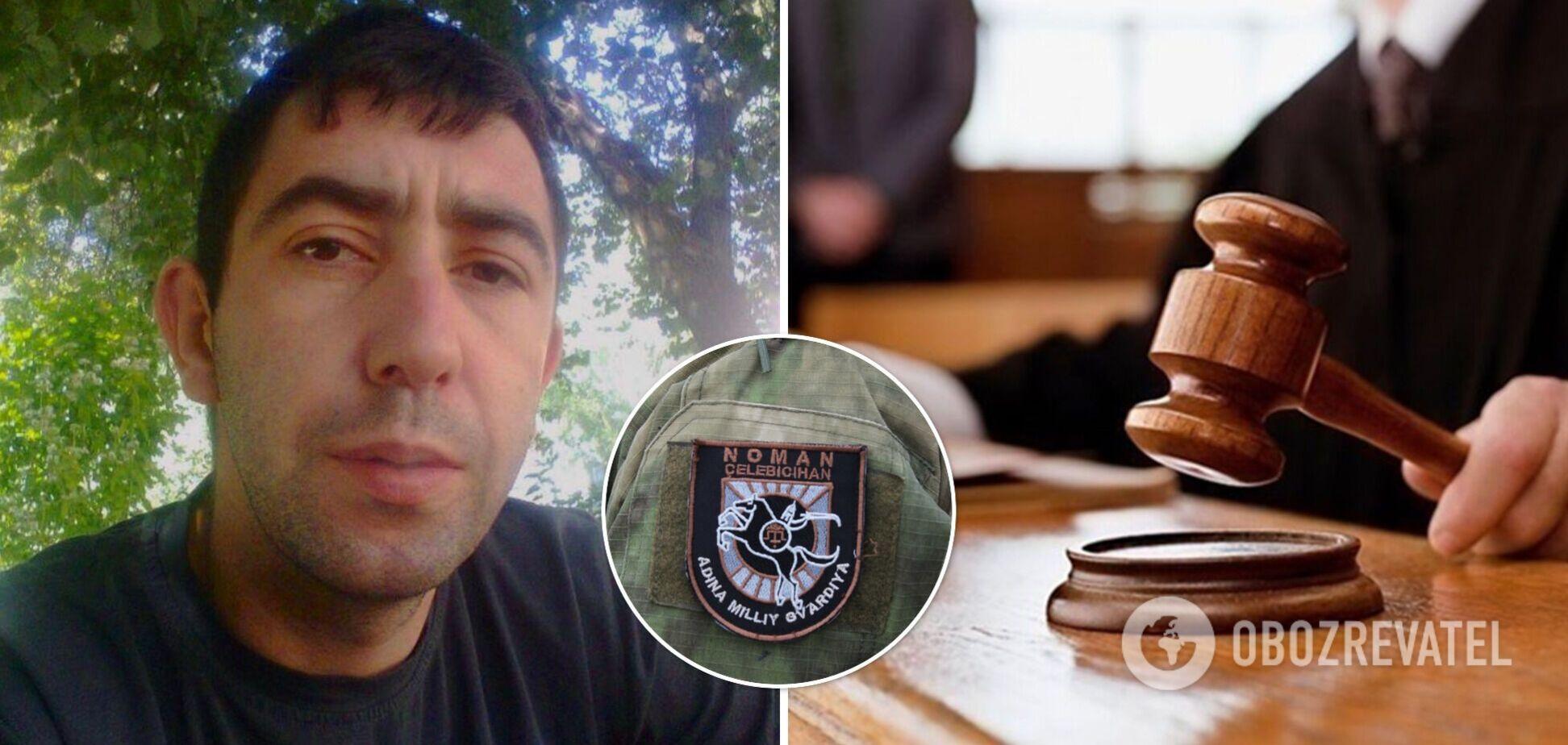 У Криму засудили до колонії кримчанина за участь у 'незаконному' добробаті