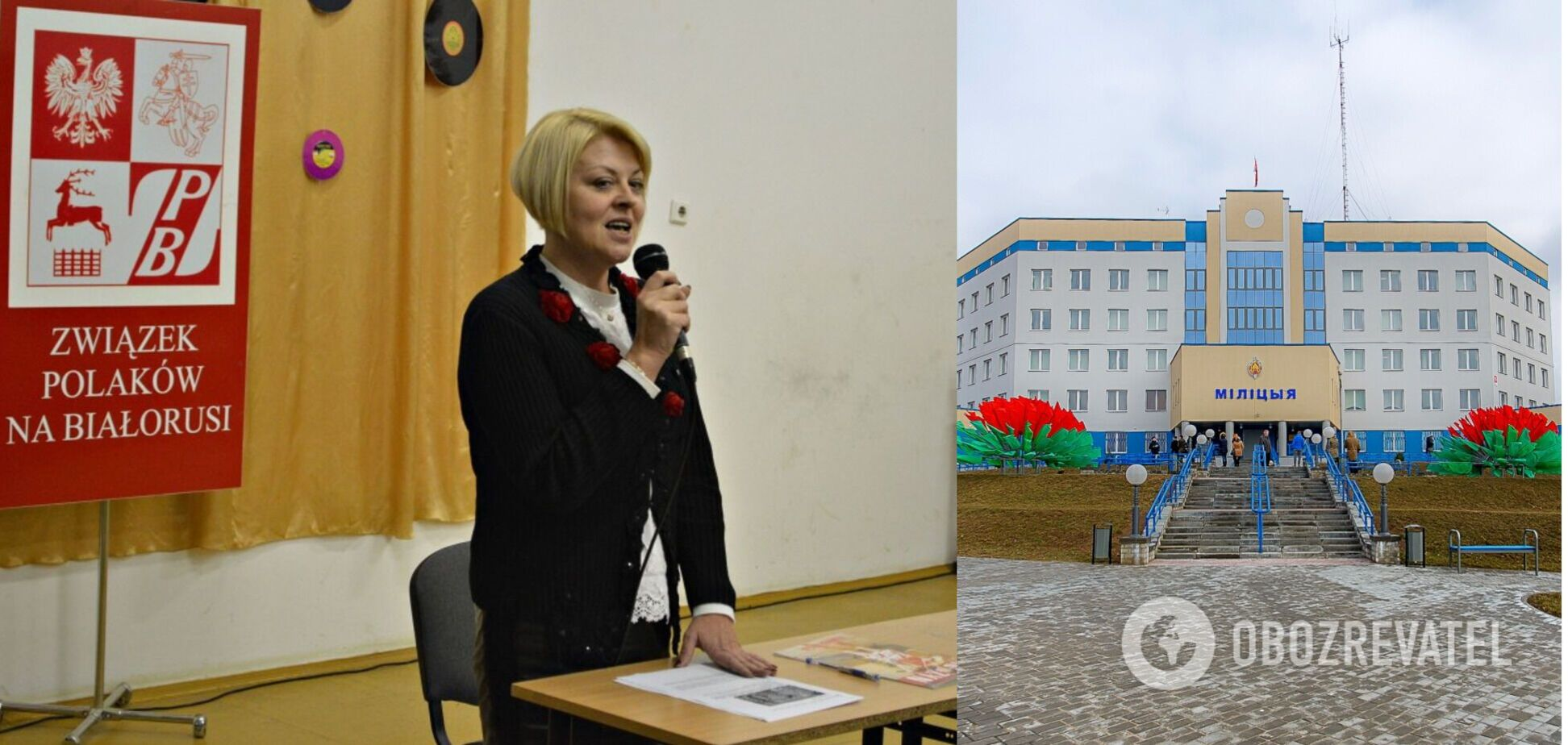 В Беларуси задержали главу Союза поляков: в МИД Польши вызвали посла