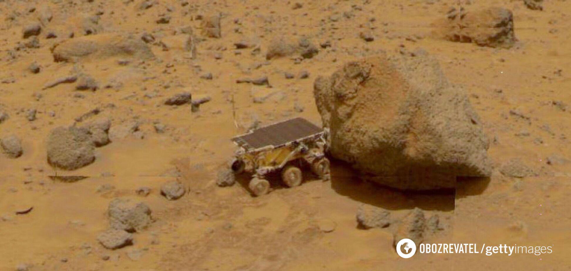 Ученые раскрыли новые данные о строении Марса