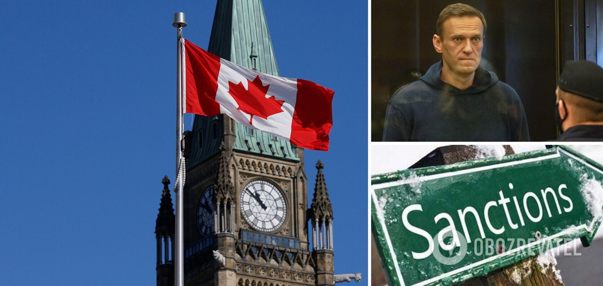 Канада ввела санкции против главы ФСБ и еще 8 российских чиновников