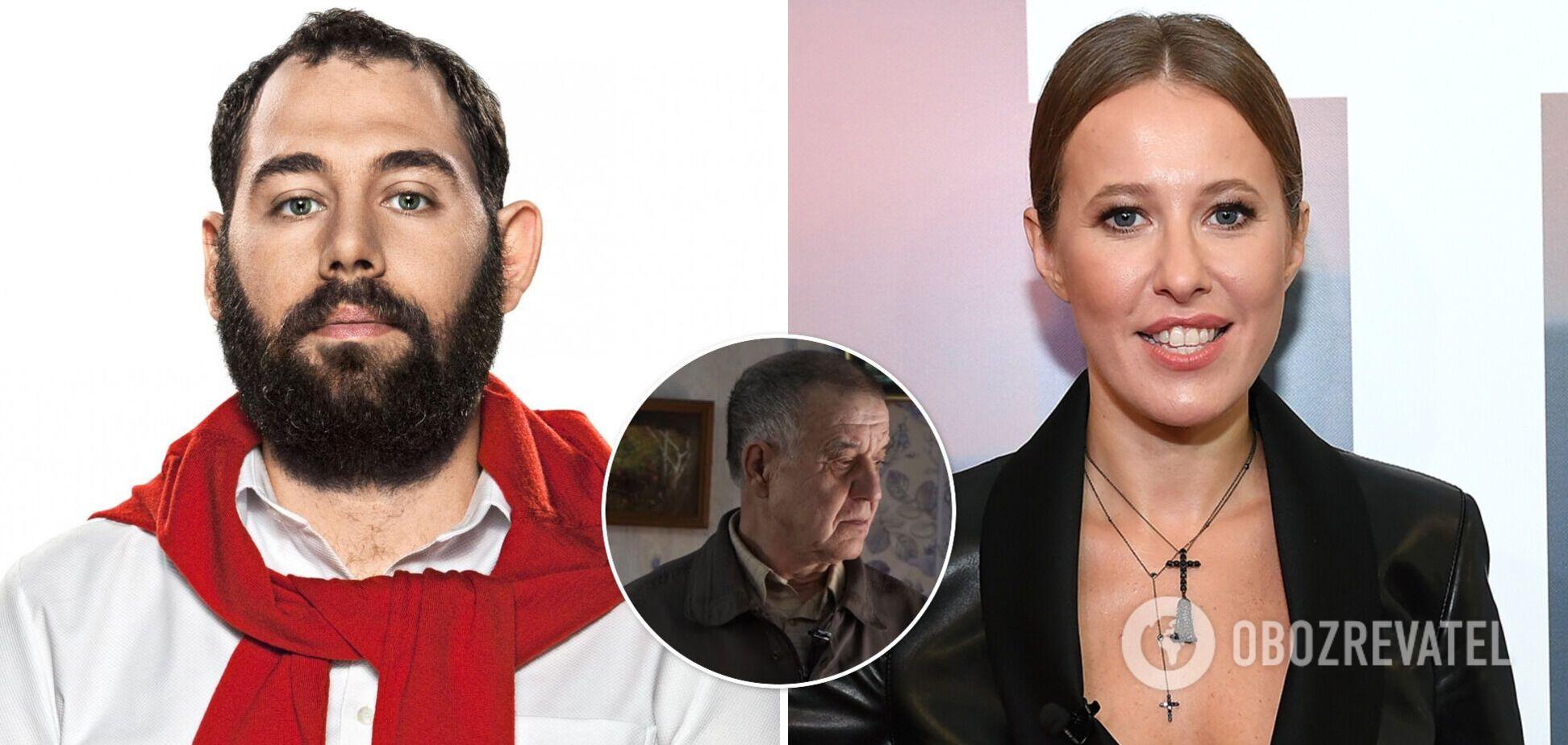 Слепаков высмеял Собчак за интервью со 'скопинским маньяком'