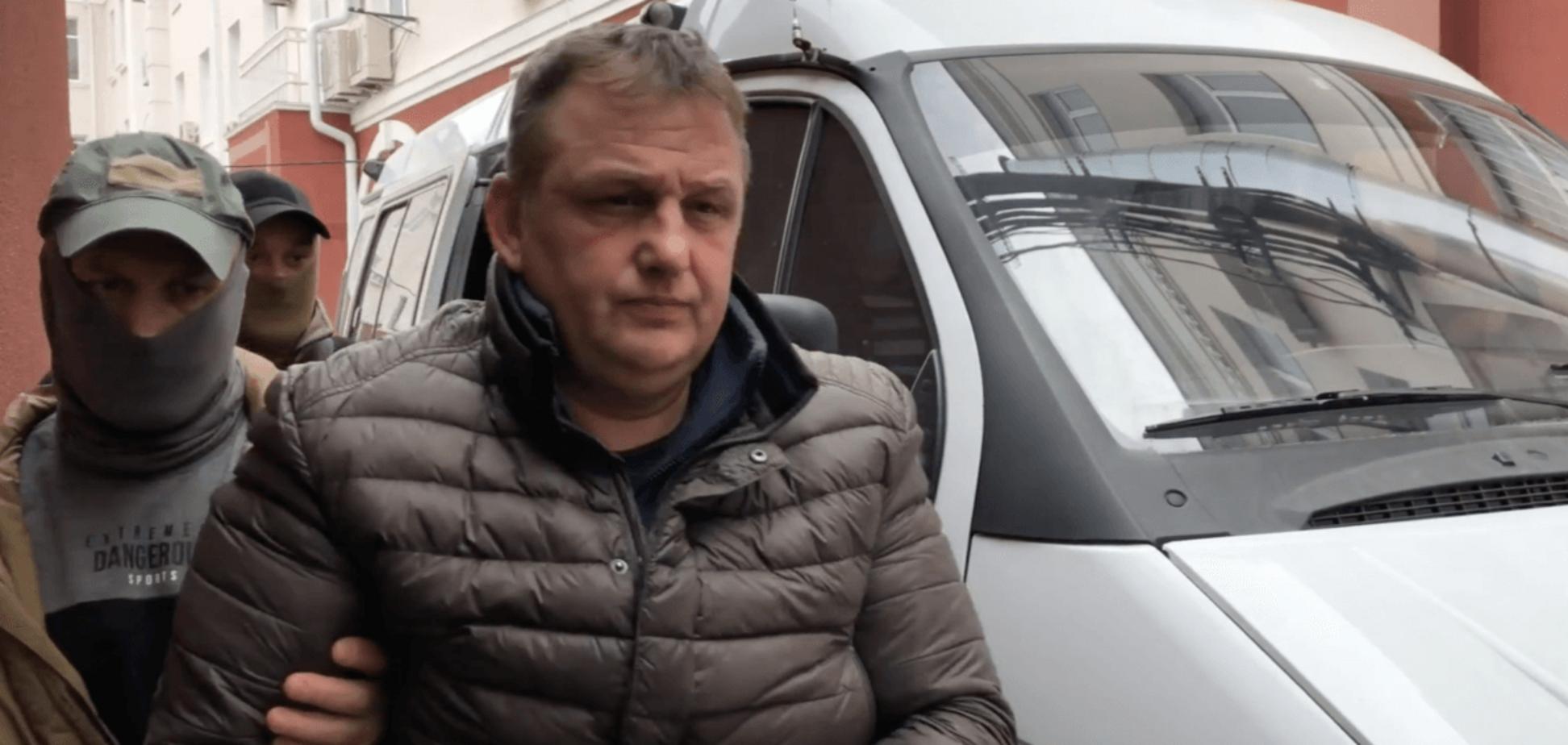 Затримання Владислава Єсипенка