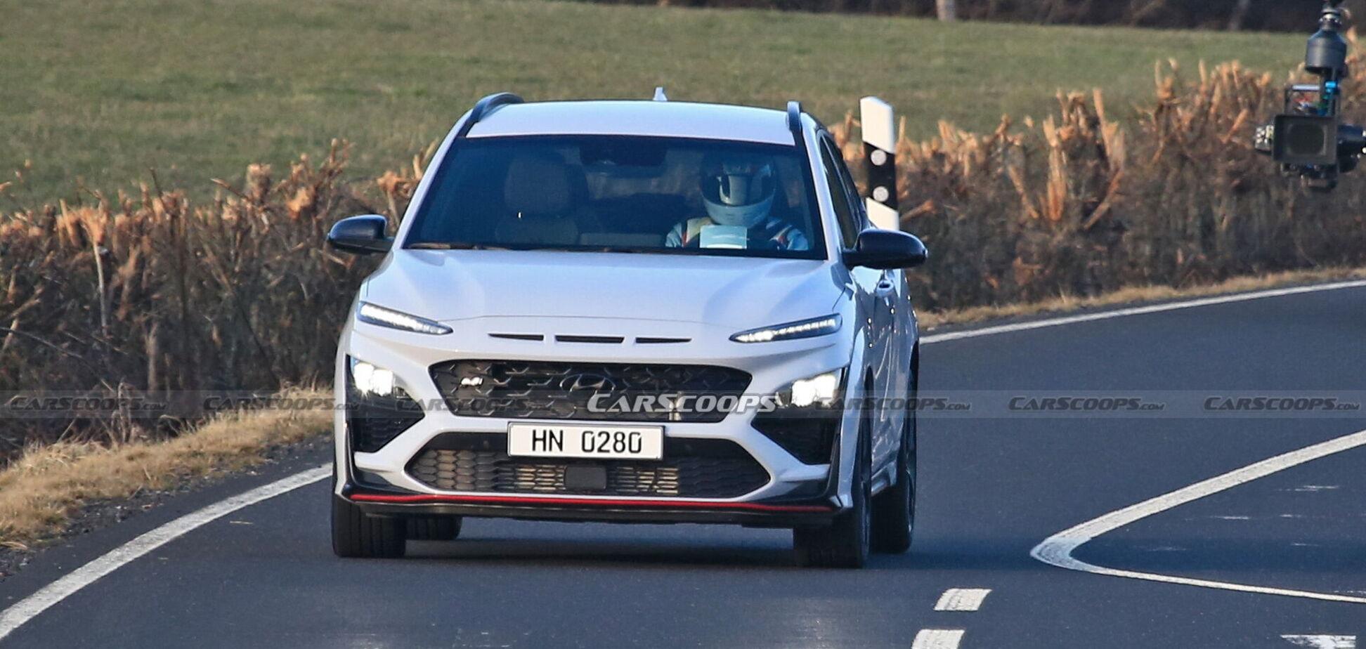 Hyundai Kona N Performance