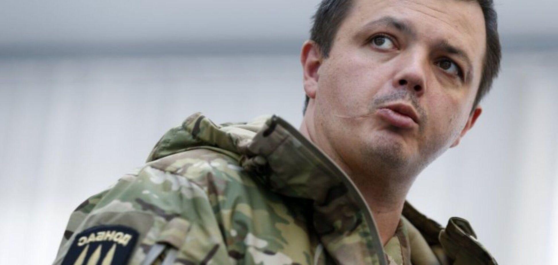 Семенченко – від підозрюваного у вбивстві, до створення незаконного збройного угрупування: ідіоти не переводяться