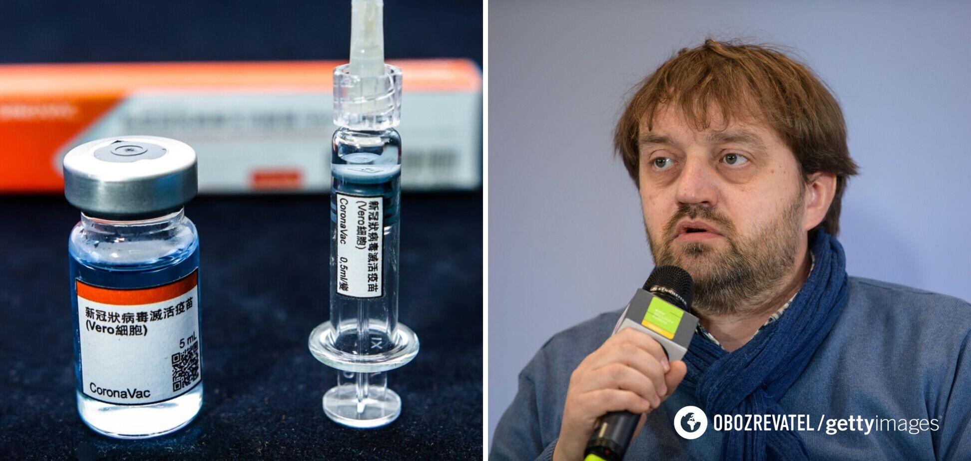 Иммунолог рассказал о преимуществах вакцины СoronaVac из Китая