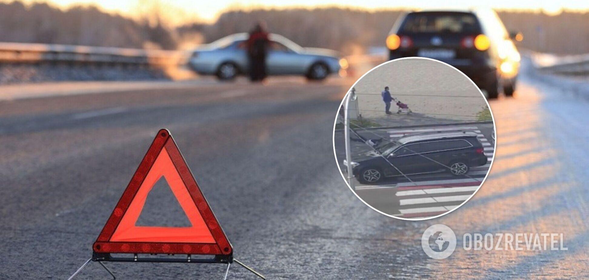 Співробітницю прокуратури, яка збила в Борисполі дитину на 'зебрі', судитимуть