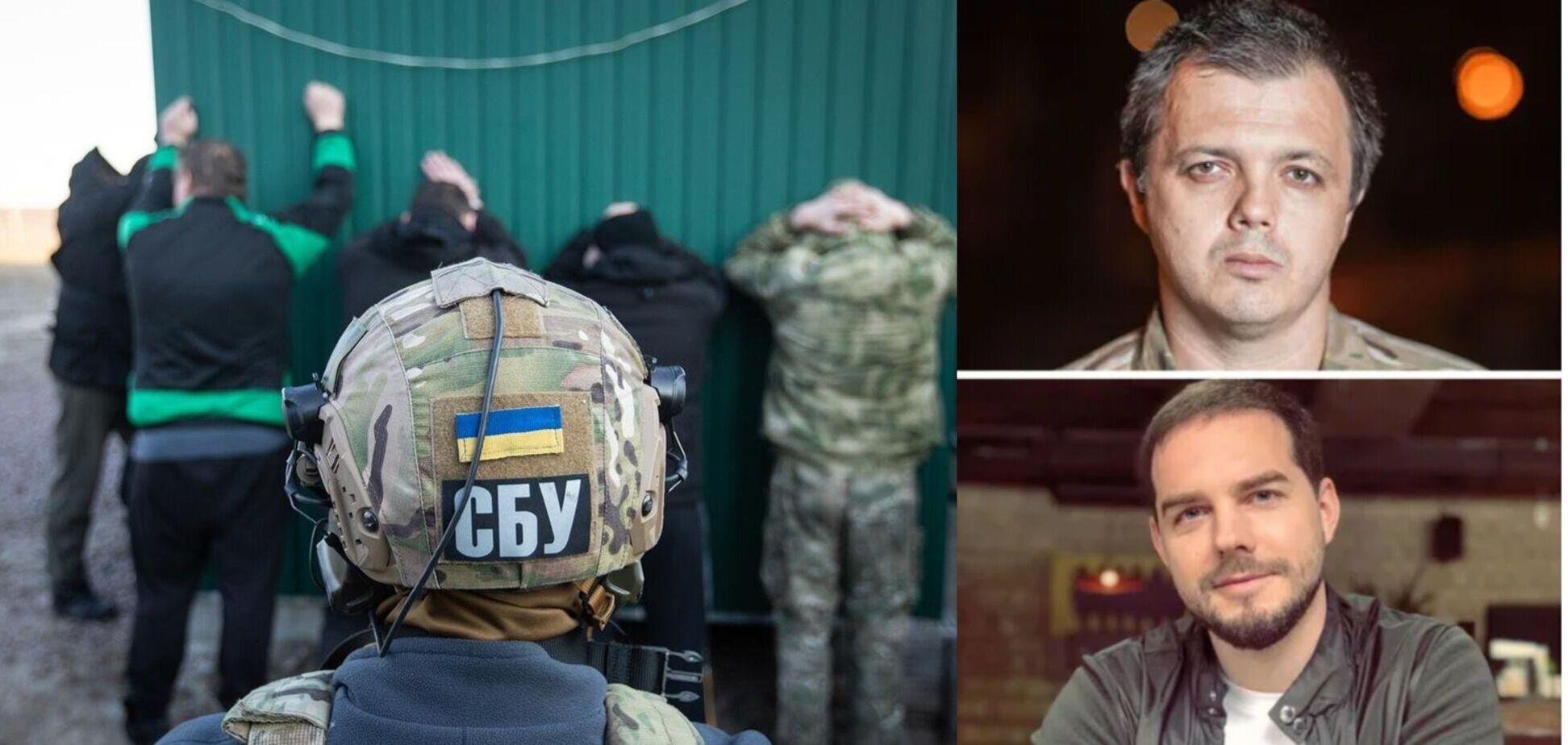 Викриття 'ПВК Семенченка-Шевченка': у СБУ заявили про нового фігуранта та підозри