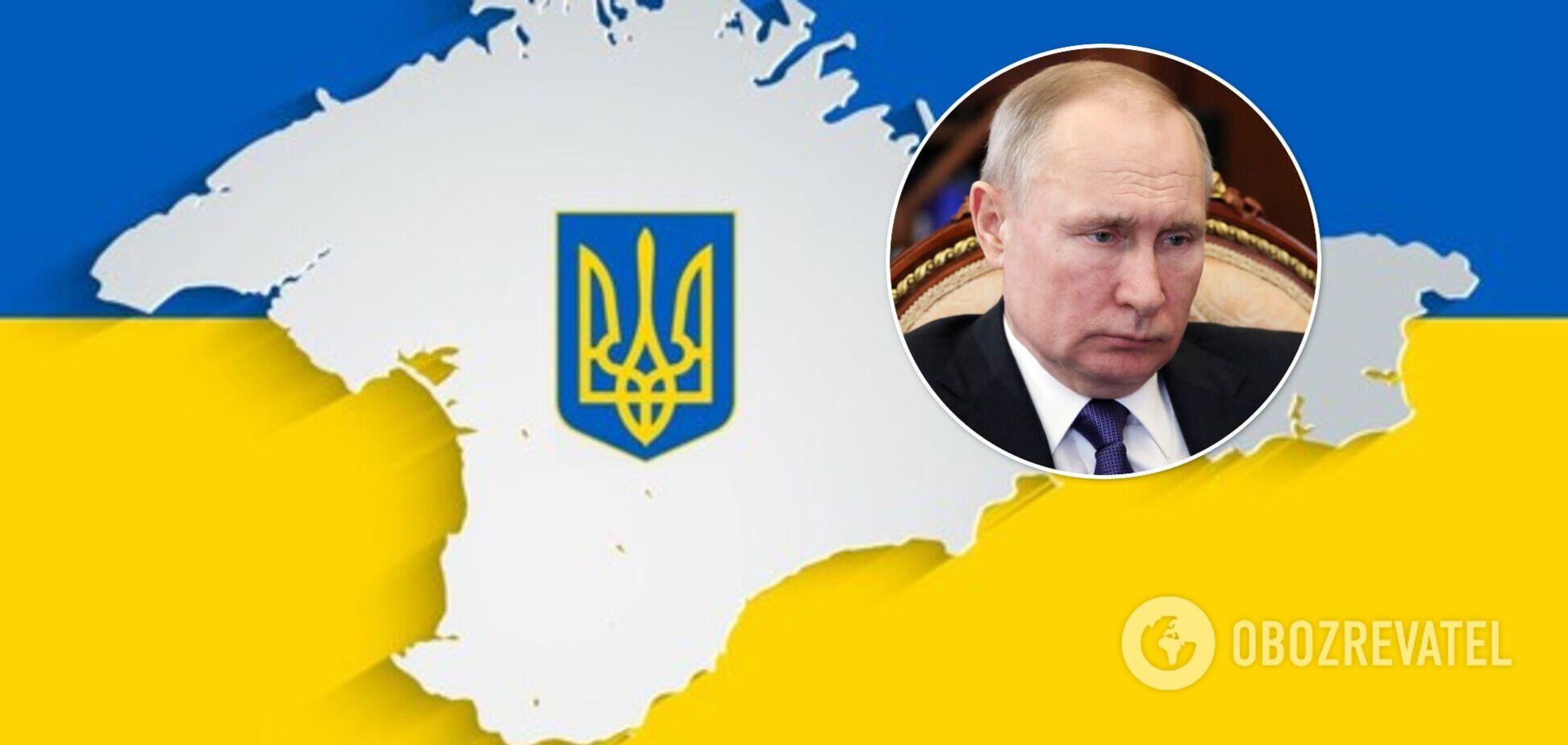 Россия лучше сама станет изолированным Крымом, чем его отдаст