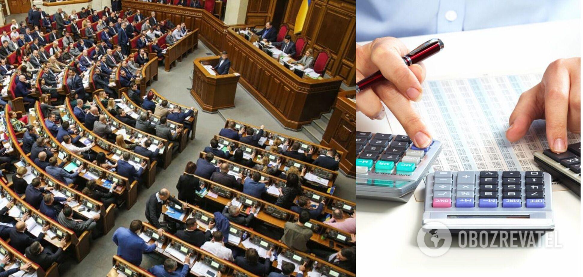 Нардепу повідомили про підозру в ухиленні від сплати податків майже на 100 млн грн