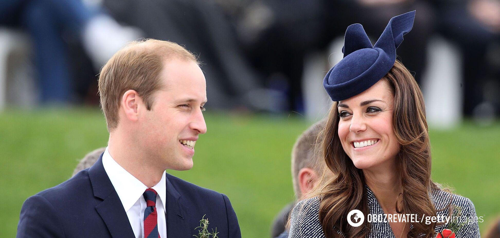 Кейт Миддлтон стала главной поддержкой для принца Уильяма