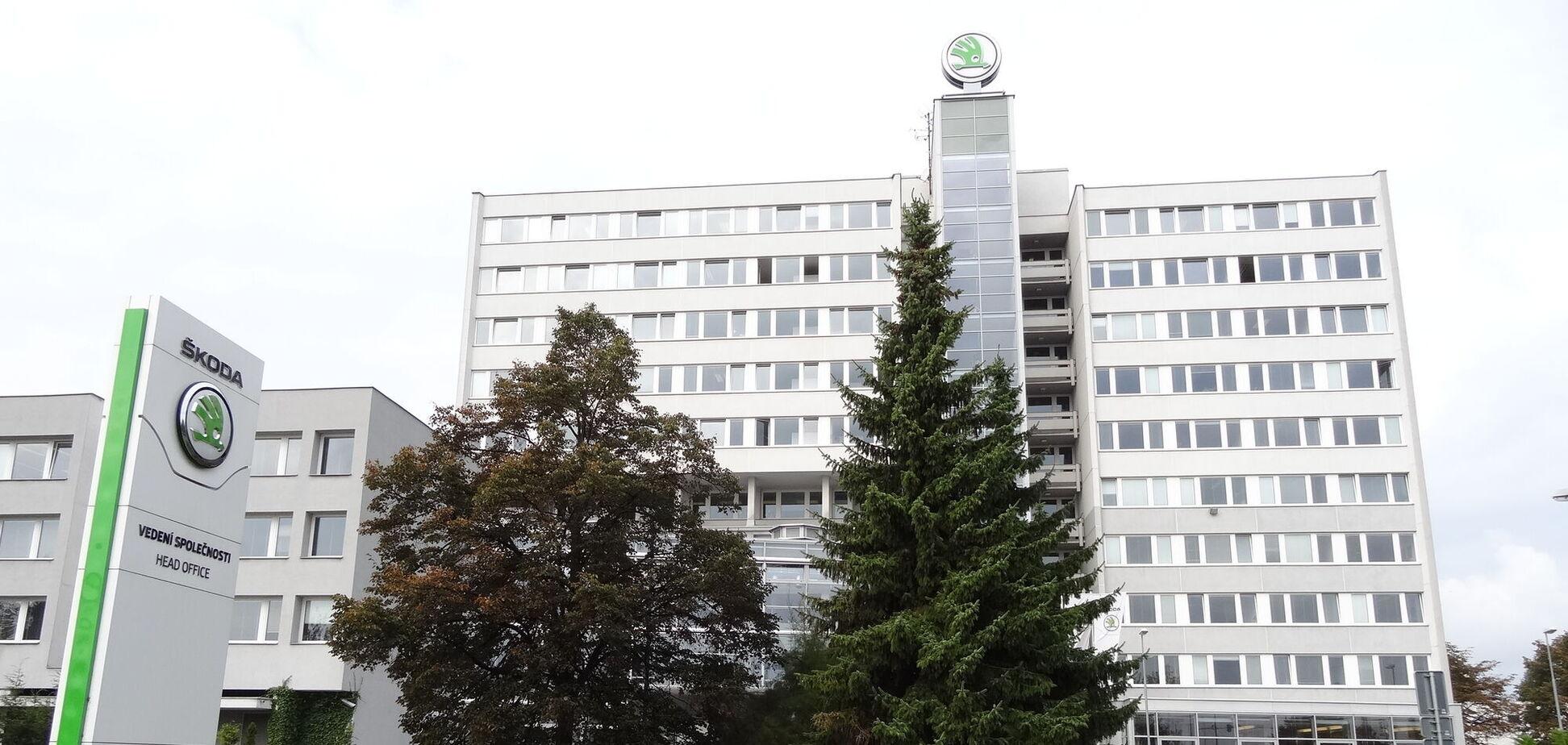 Офіс Skoda