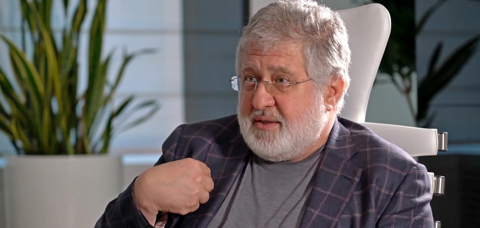 Данилов прояснил, почему Украина не ввела санкции против Коломойского