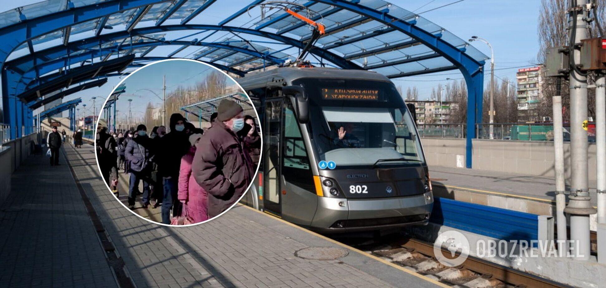 У Києві запустять швидкісний трамвай у центр міста: оголошено важливий тендер