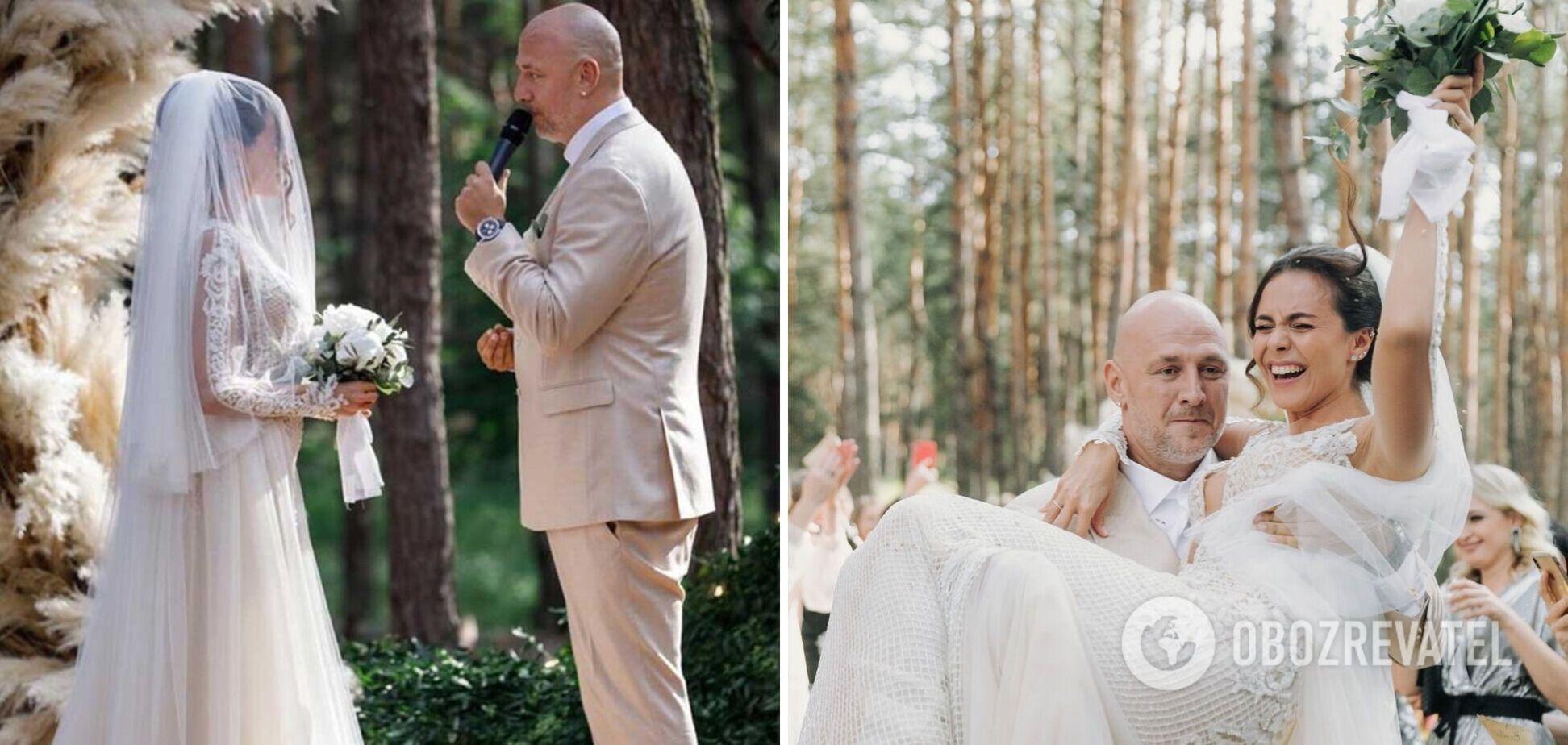 Потап признался, что у него с Каменских было три свадьбы