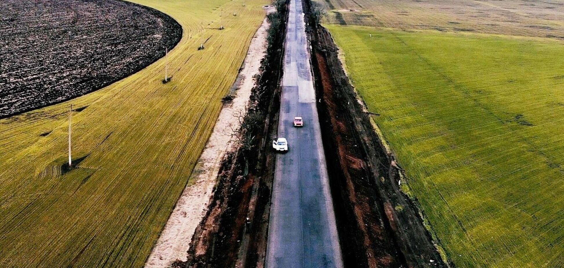 'Большая стройка': до Геническа и Аскании-Новы сделают качественную дорогу