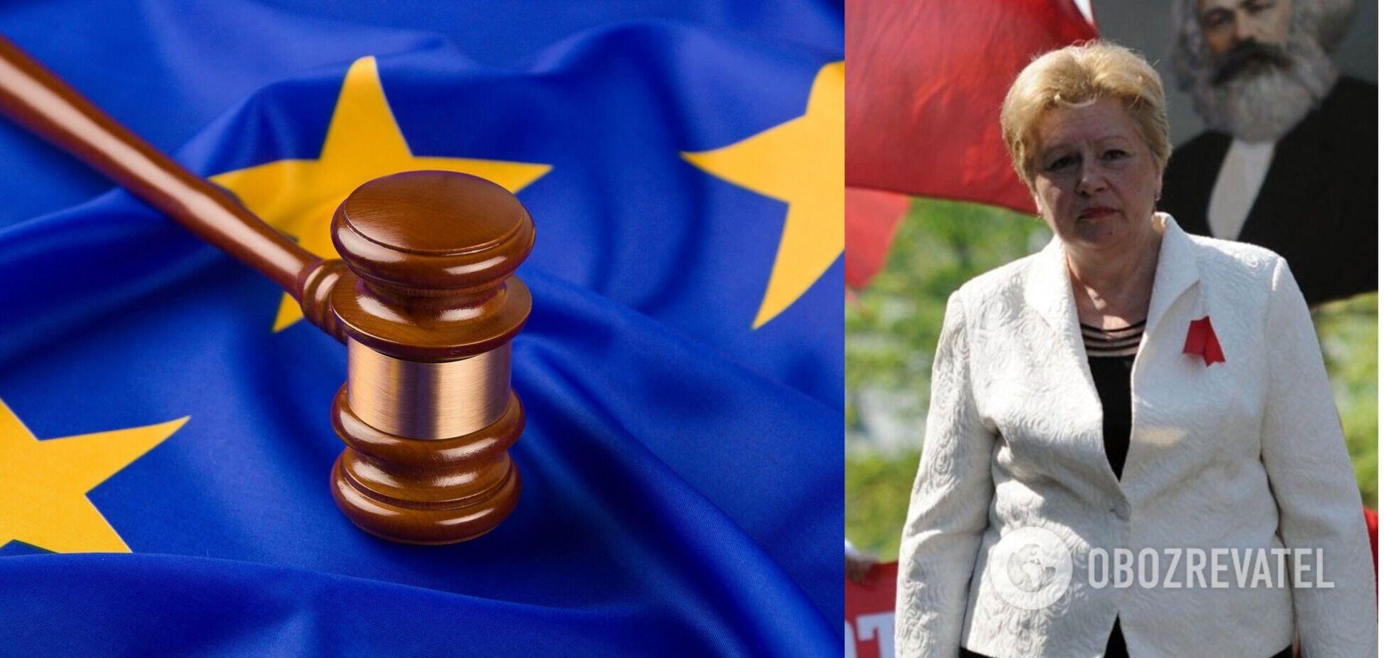 ЕСПЧ удовлетворил жалобы Александровской против Украины