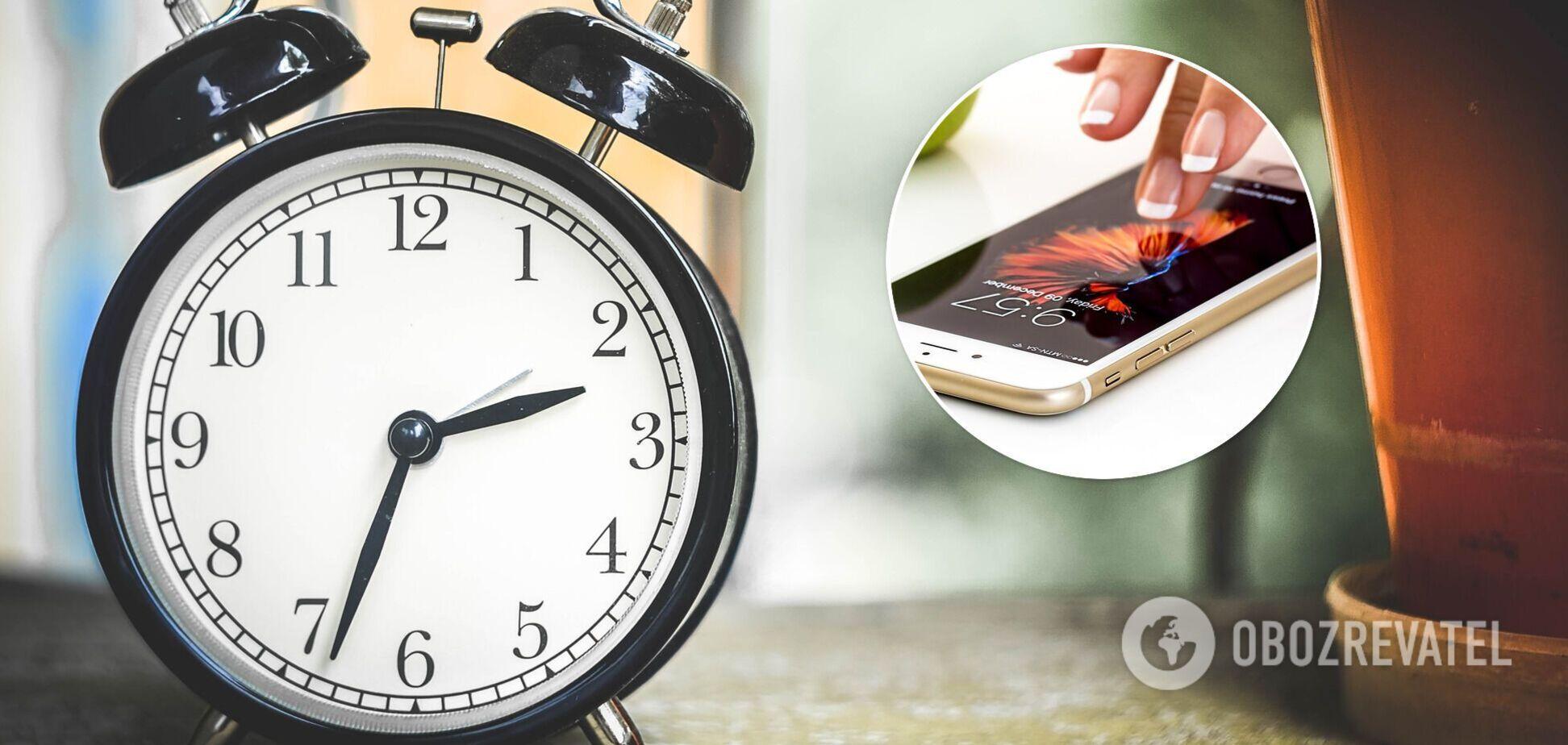 Більшість сучасних гаджетів переходять на новий час автоматично