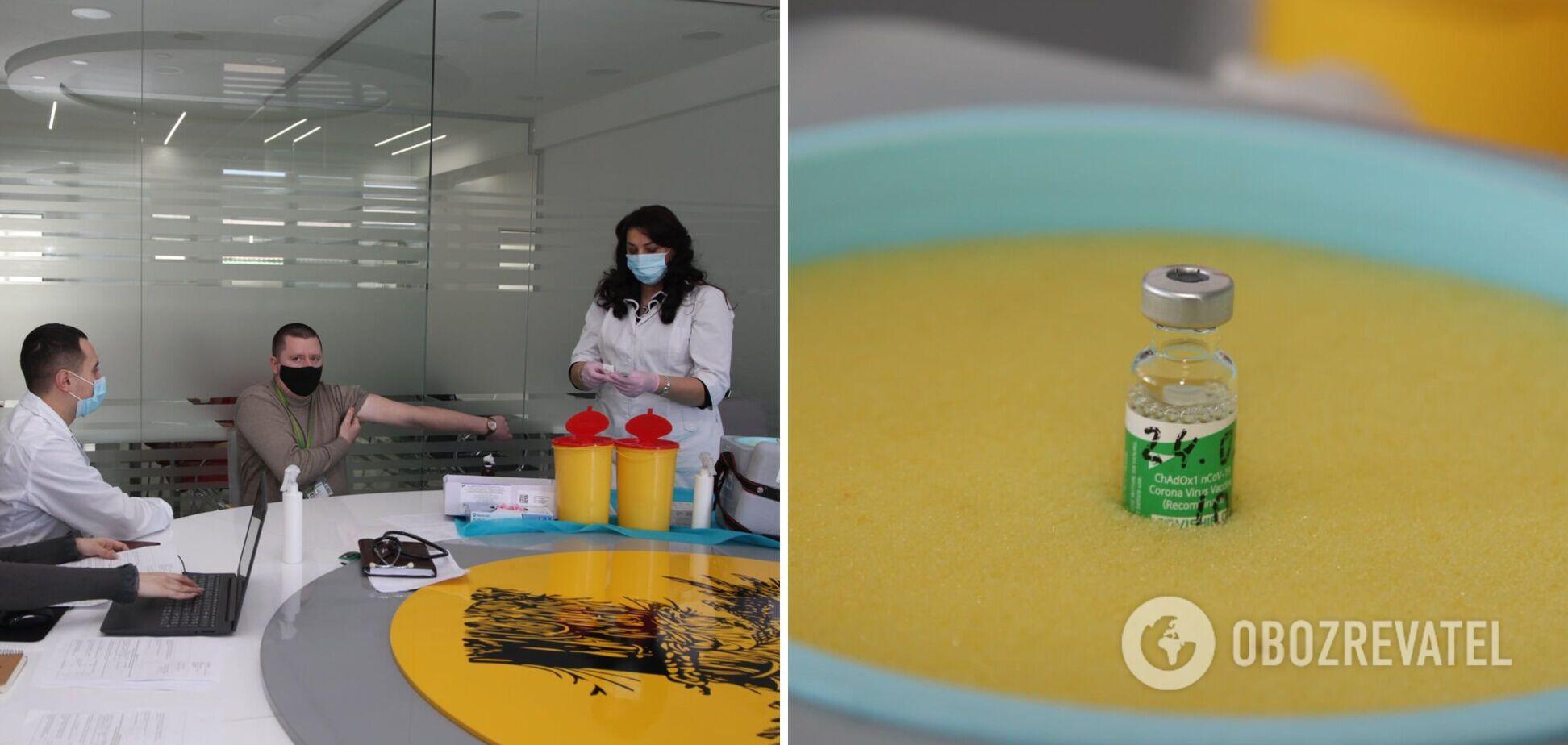 У Тернополі дві фірми втрапили у скандал із позачерговою вакцинацією від COVID-19
