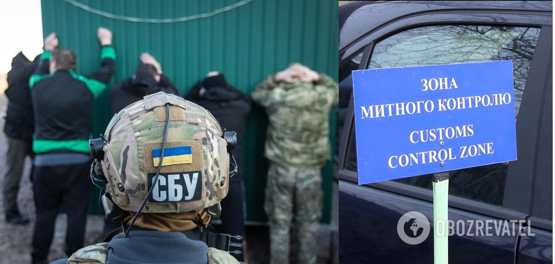 СБУ викрила контрабанду для військового флоту Росії