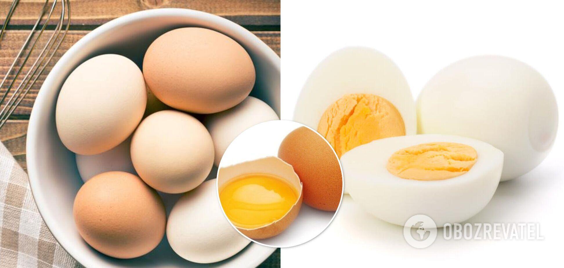 Небезпечний холестерин в яйцях: скільки можна з'їдати в день