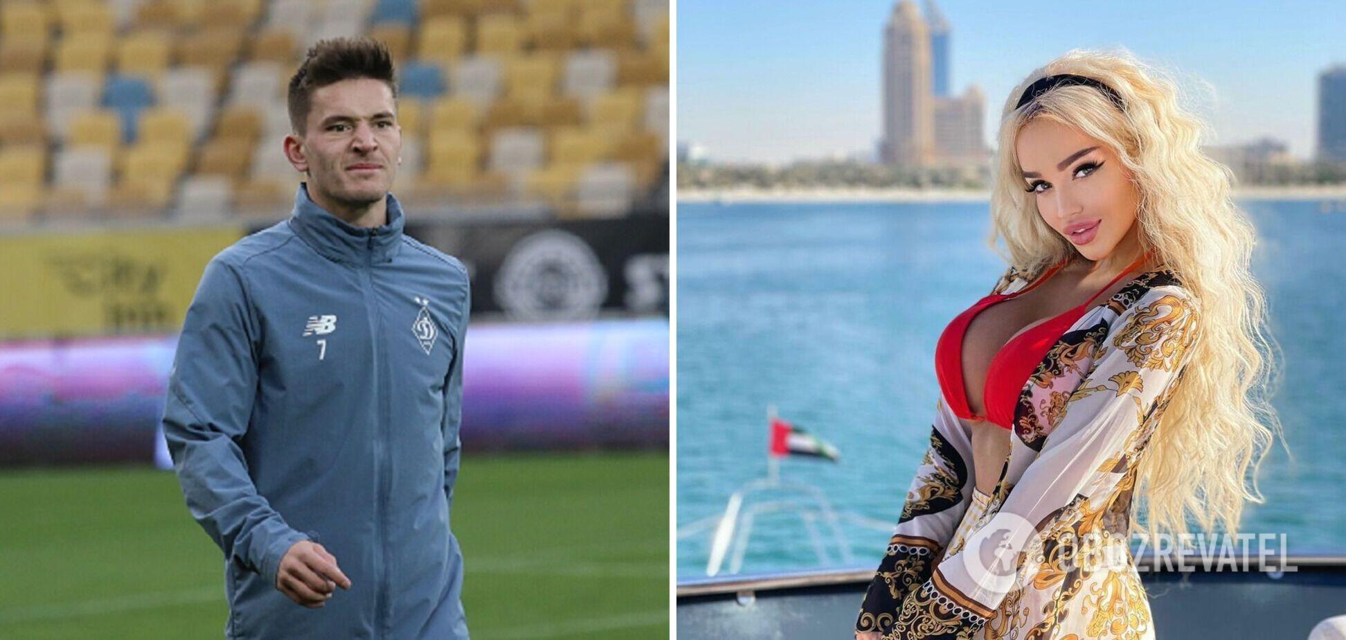 Беньямин Вербич и его новая девушка Альвина