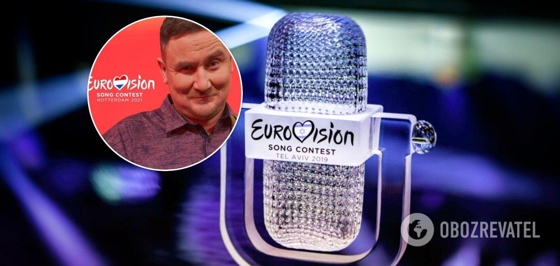 Беларусь отстранили от участия в 'Евровидении'