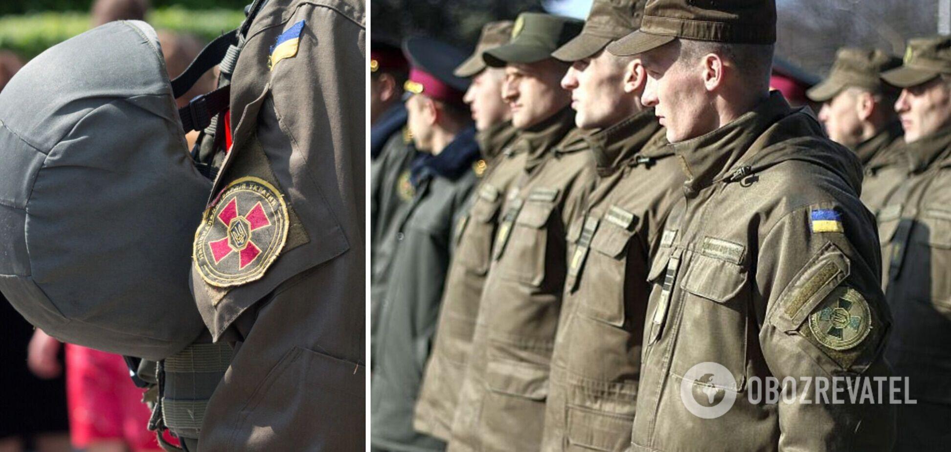 Пять бойцов Нацгвардии посмертно получили звание Герой Украины. Фото