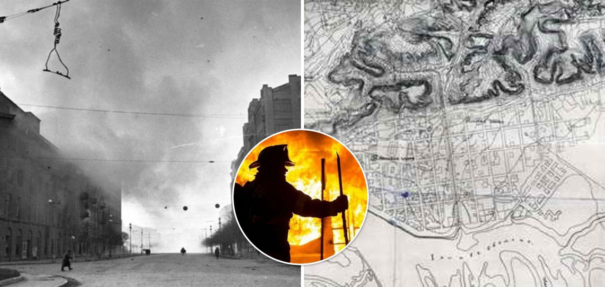 ТОП-5 найстрашніших пожеж в історії Києва: від князів-сепаратистів до підпалу кінотеатру 'Жовтень'. Фото