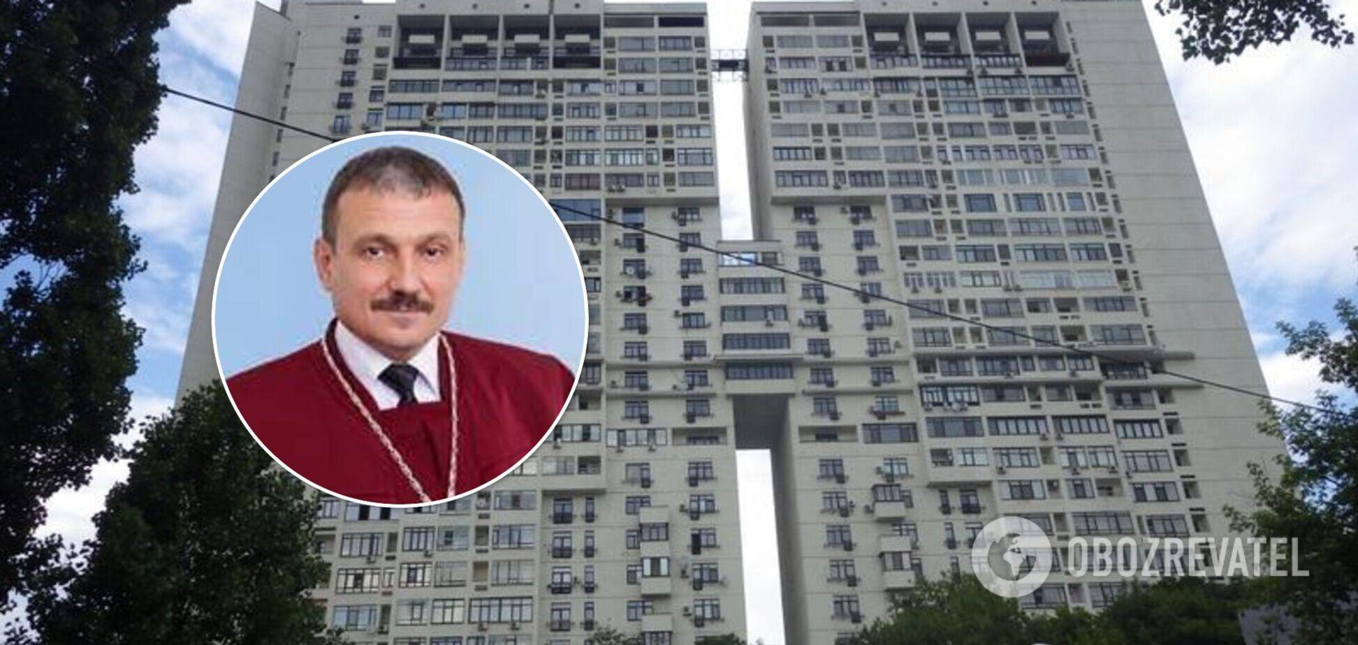 Суддя Касмінін