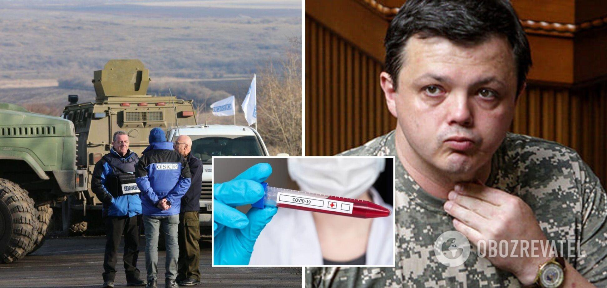 Новини України: Семенченка заарештували, а Степанов попередив про новий пік COVID-19
