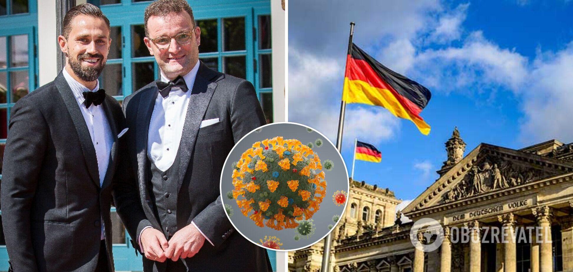 Главу Минздрава Германии и его мужа подозревают в коррупции при закупке масок: детали скандала