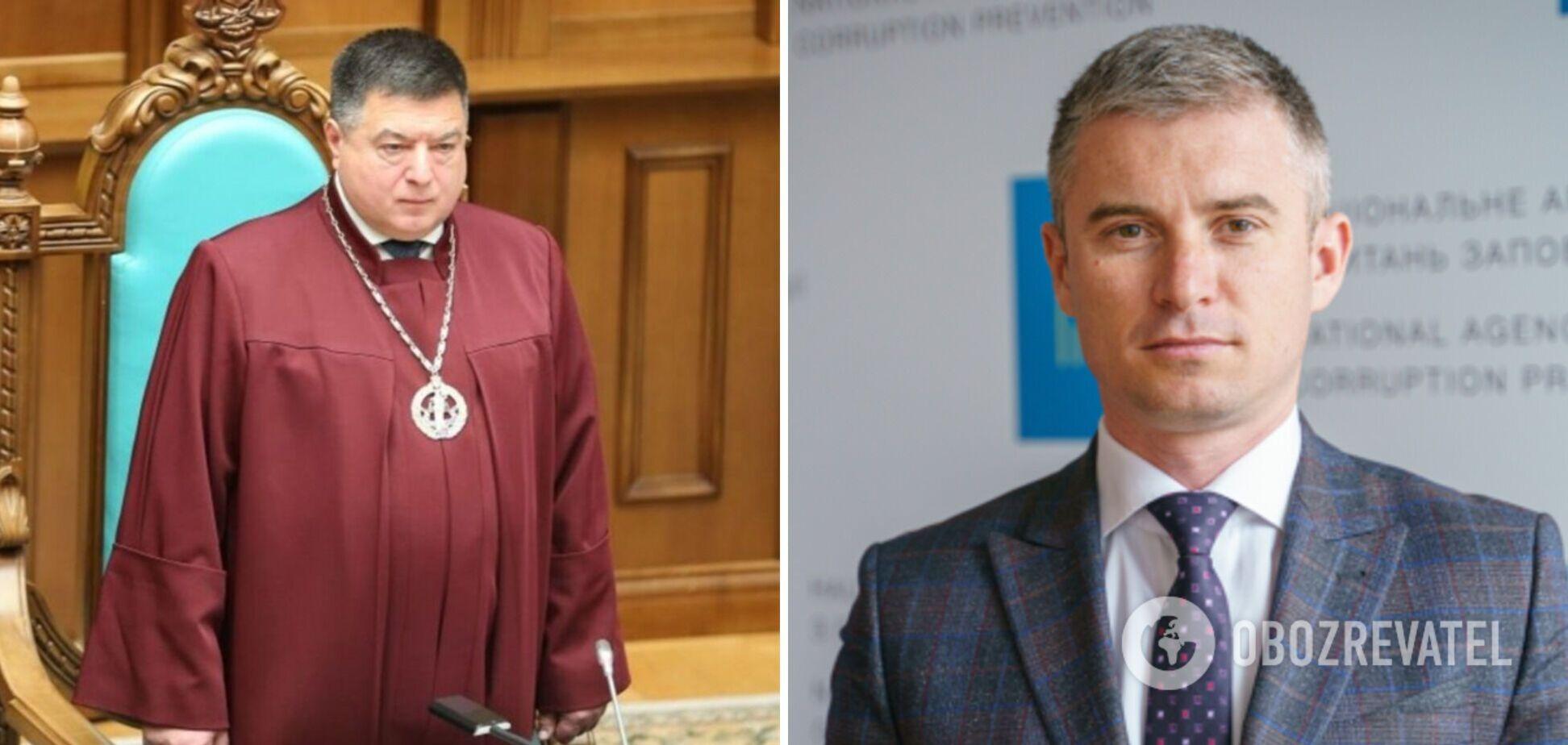 Голова НАЗК про закриття провадження проти Тупицького: справи з топпосадовцями має розглядати ВАКС