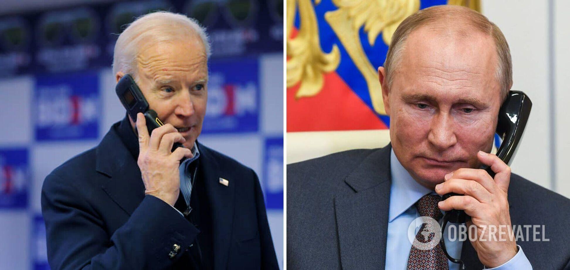 Байден пригласил Путина на климатический саммит