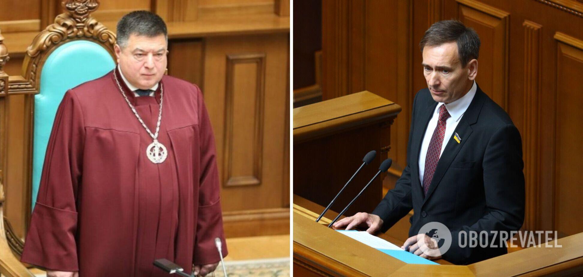 У 'Слузі народу' назвали причини рішення Зеленського про звільнення Тупицького