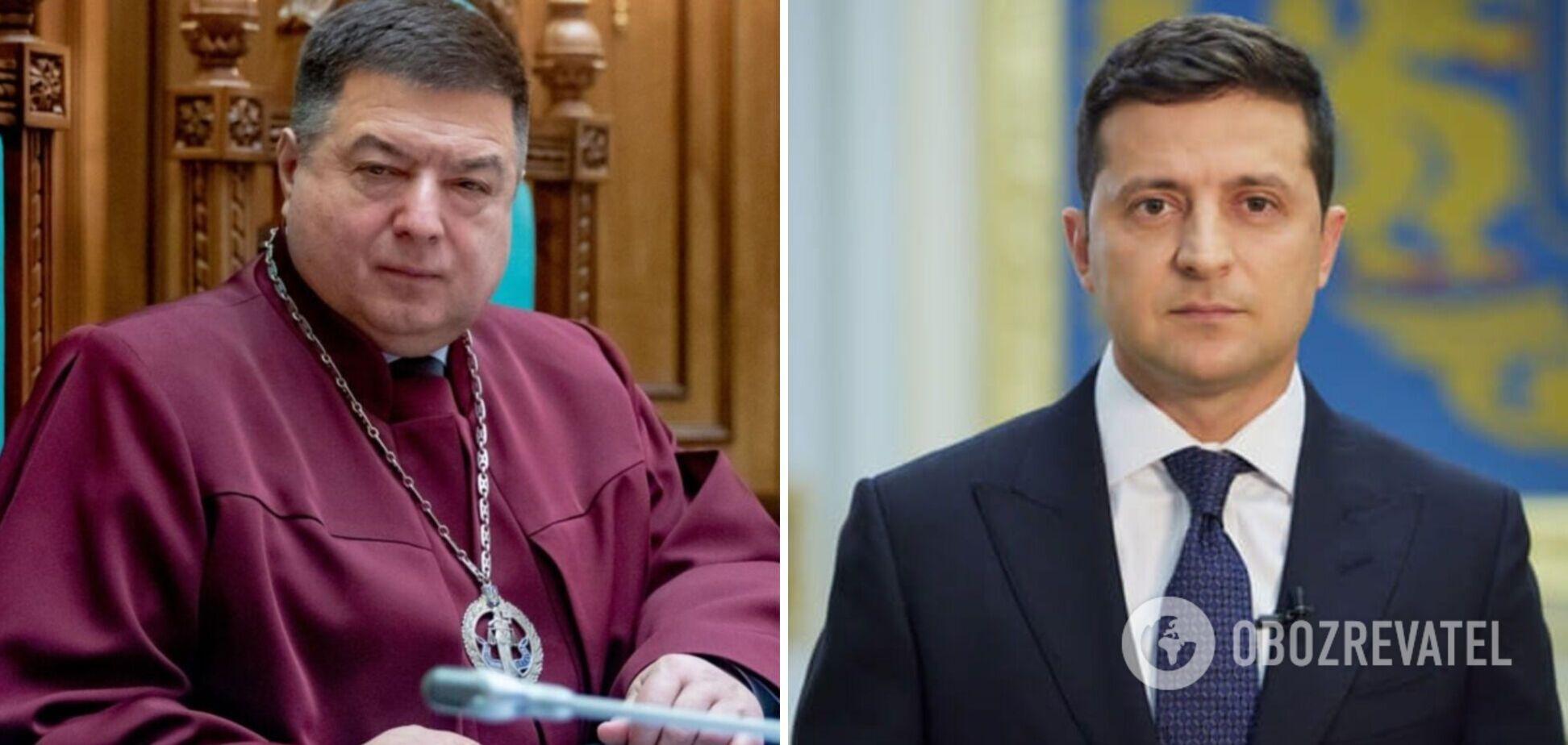 Зеленський про Тупицького: призначені Януковичем судді можуть відправлятися на заслужений відпочинок