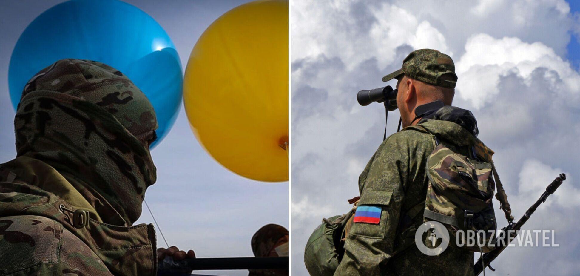 На Донбассе передали привет оккупантам от Нацгвардии
