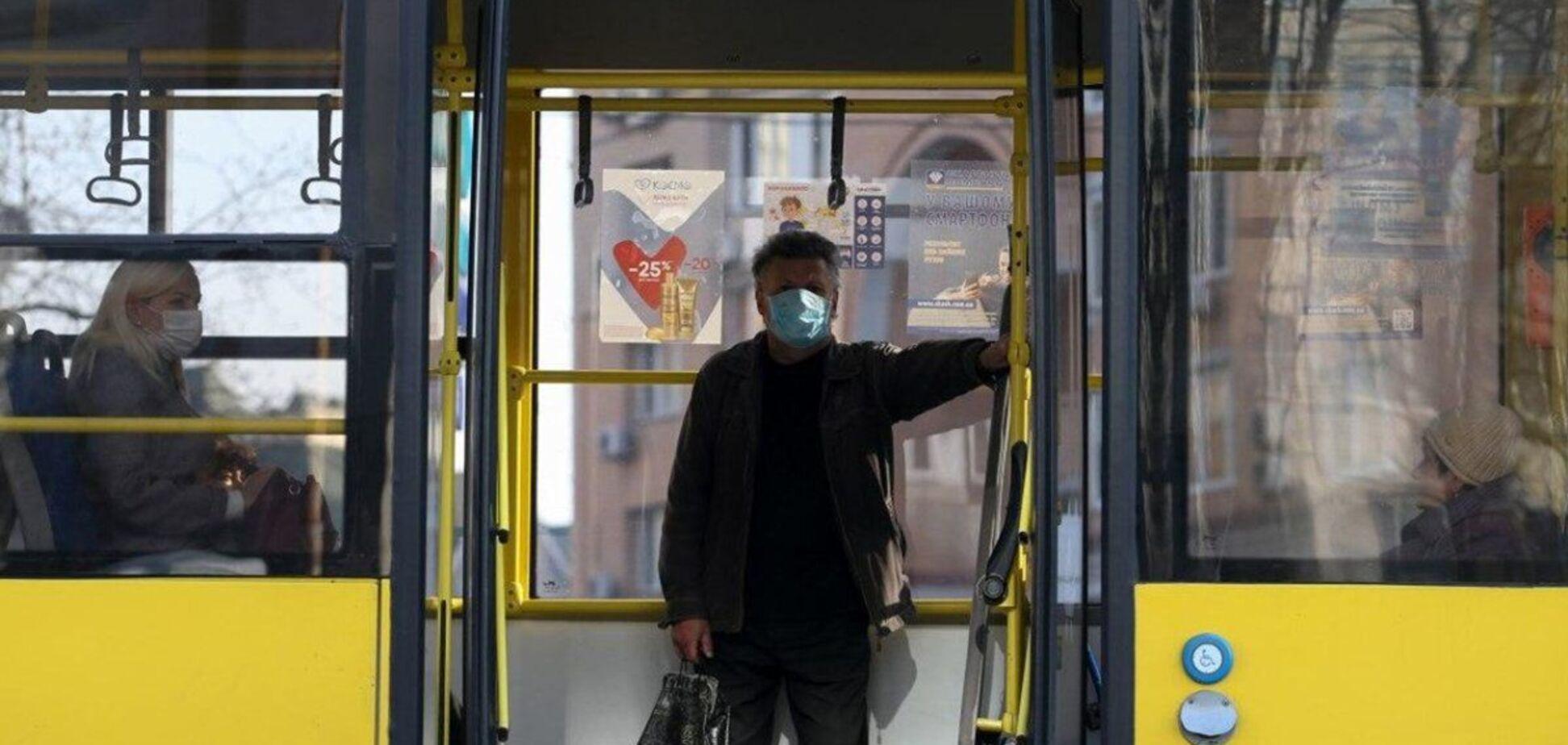 У МОЗ назвали умови зупинки транспорту в Україні