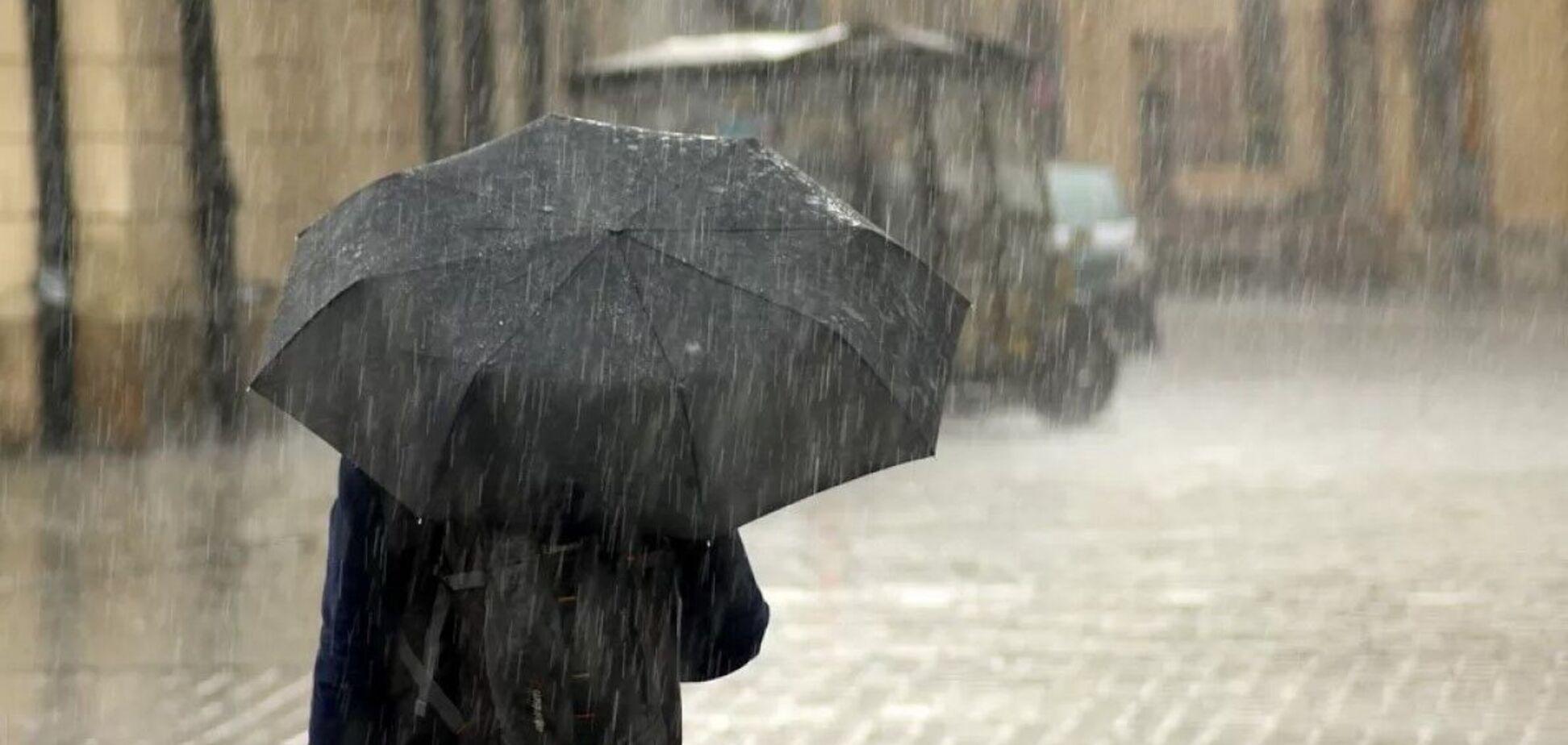 У Києві різко потеплішає, а потім пройдуть дощі