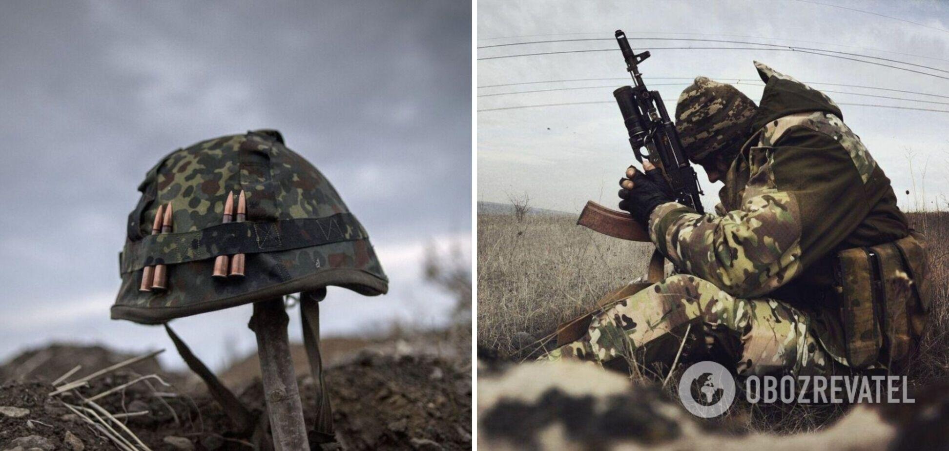 Загибель чотирьох воїнів ЗСУ на Донбасі: у штабі ООС розкрили деталі бою