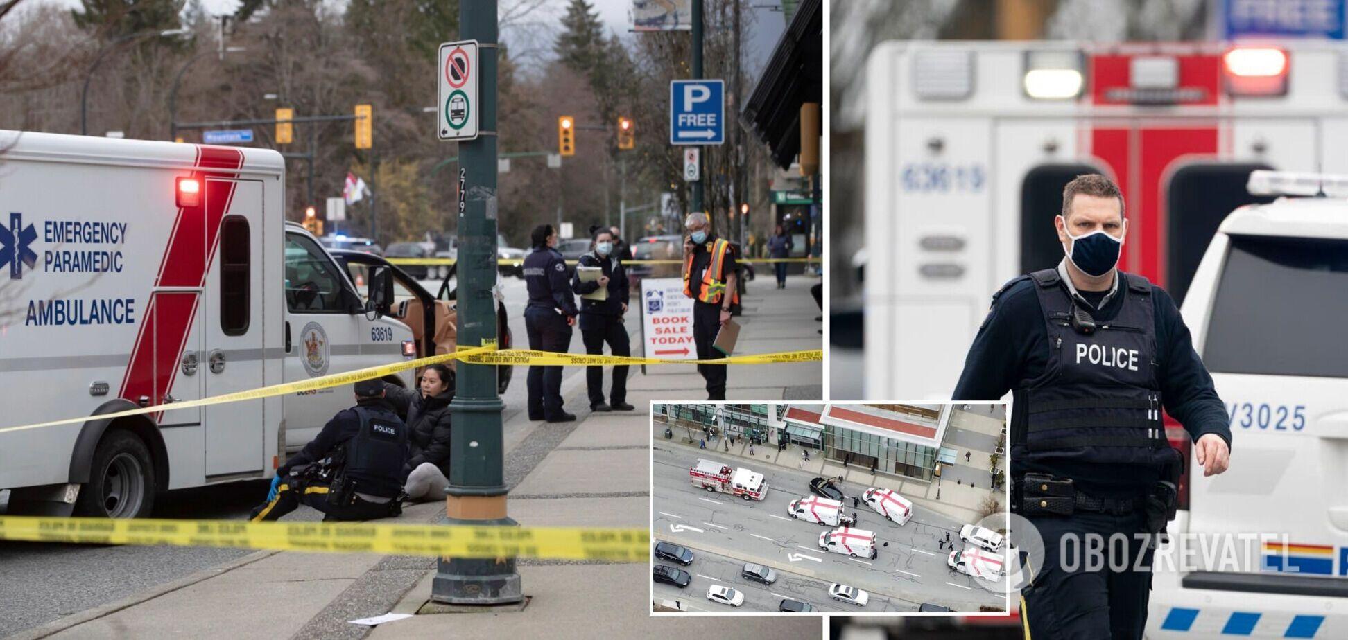 В Канаде парень напал на людей в библиотеке, есть жертва и много раненых. Фото
